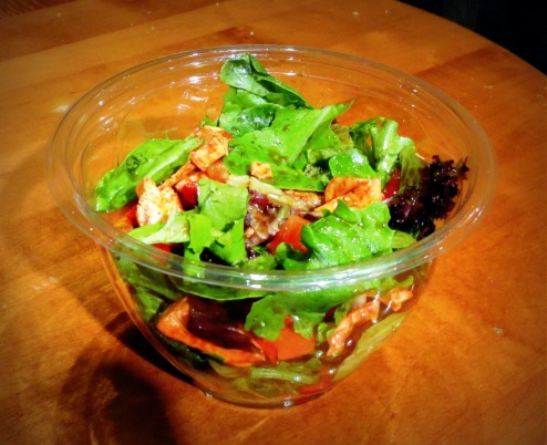 Easy to make, delicious to eat, this salad is will definitely be one of your favorites.