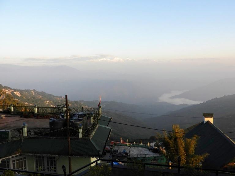 Darjeeling from Mall Road